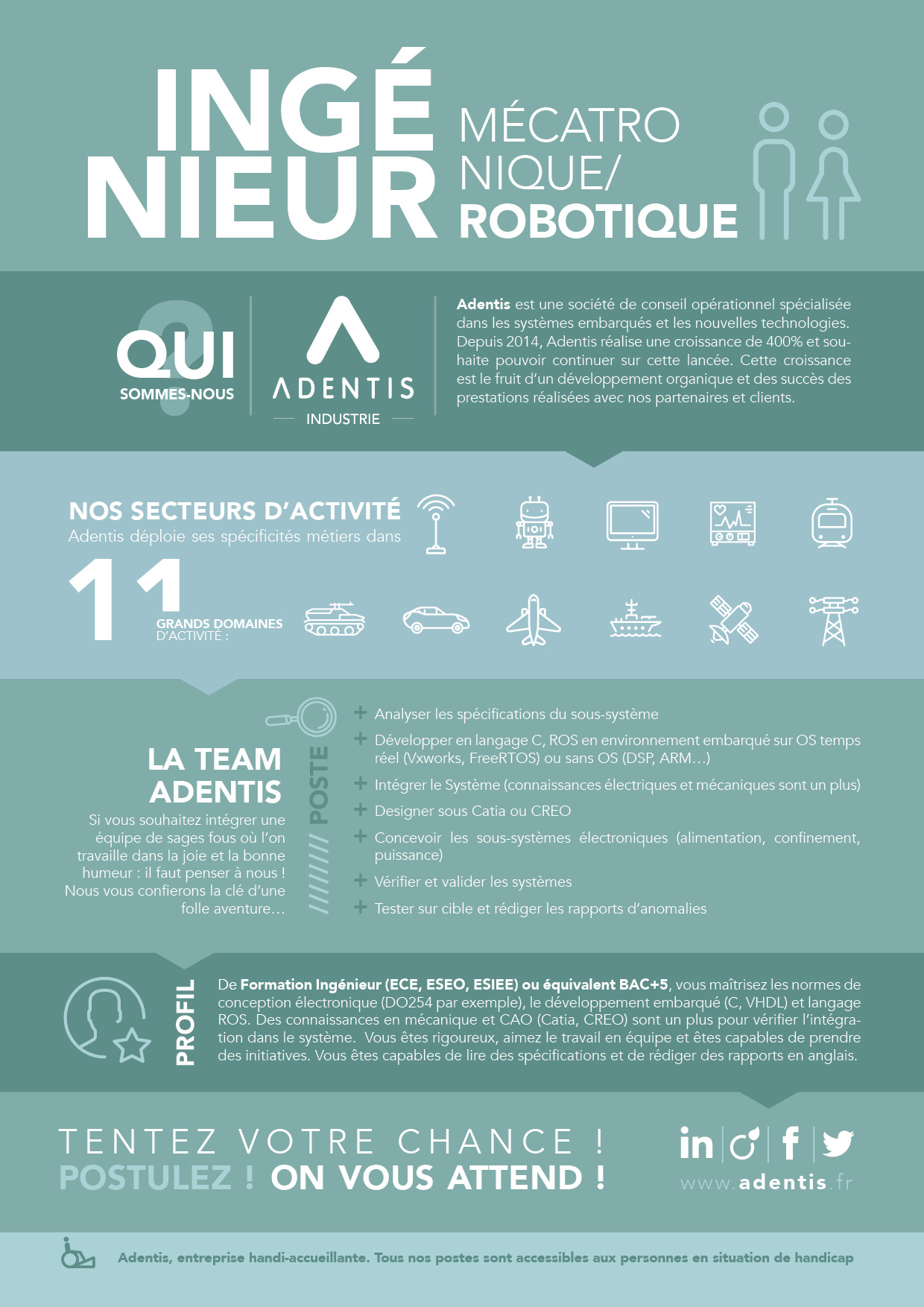 exemple de cv roboticien