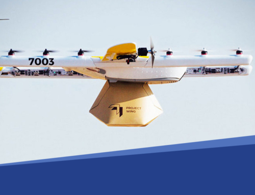 Les drones de Wing (Google) livreront bientôt des colis aux Etats-Unis