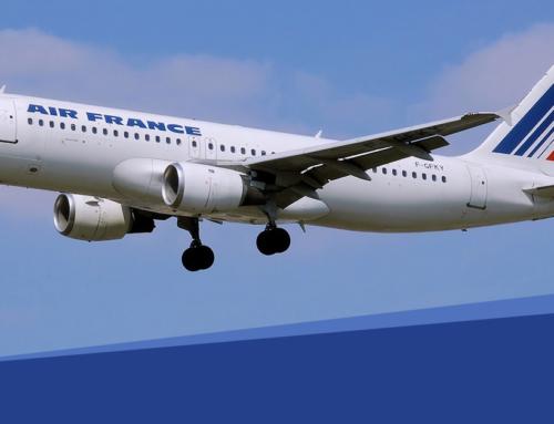 Air France et Transavia mettent fin au plastique à bord !