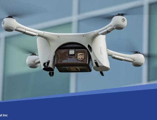 UPS se lance à son tour dans la livraison par drones !