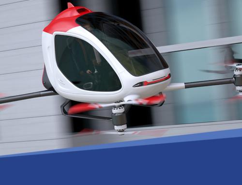 """""""AirCar 1"""" fait passer la voiture volante de la fiction à la réalité !"""